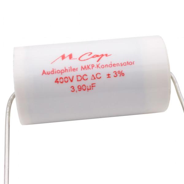 Mundorf MCap400 3,9uF MKP Audio Kondensator MCap ® capacitor 3,9µF 400V 851585