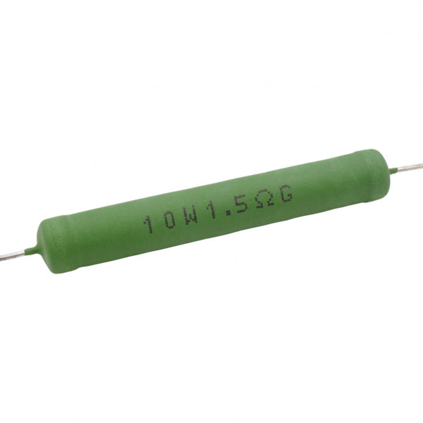 Widerstand 1,5Ohm 10Watt Mundorf MResist MR10 MOX 1,5R 10W 2% 853099