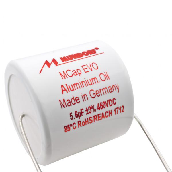 Mundorf MCap MEO EVO Oil Öl 5,6uF 450V High End Kondensator capacitor 853763