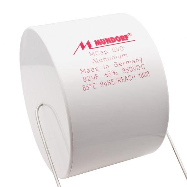 Mundorf MCap ME EVO 82uF 350V High End Audio Kondensator capacitor 860460