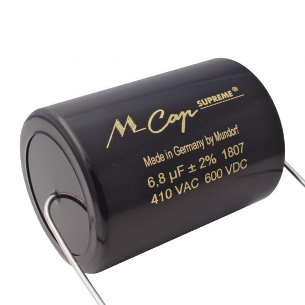 Mundorf MCap SUP8 SUPREME Classic 6,8uF 600V Kondensator capacitor 851548