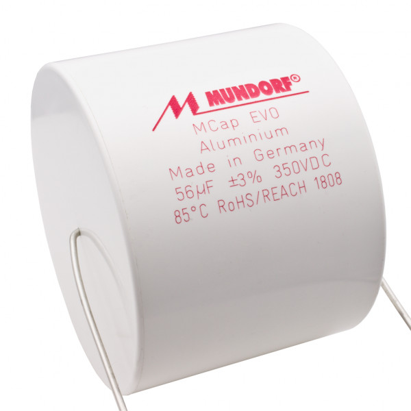 Mundorf MCap ME EVO 56uF 350V High End Audio Kondensator capacitor 860458