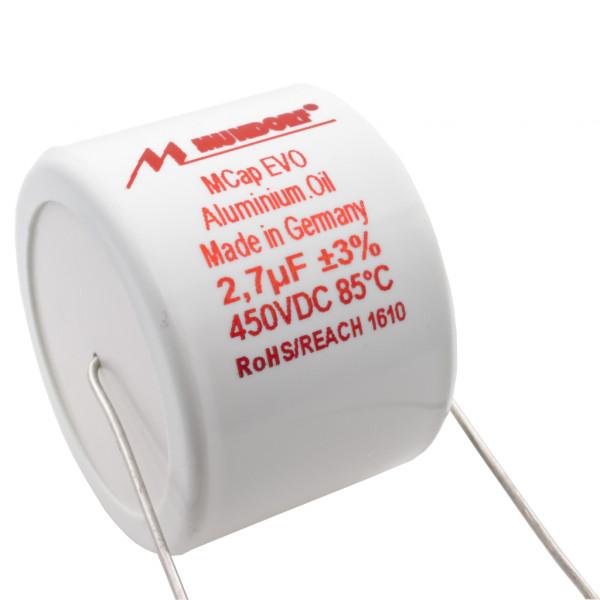 Mundorf MCap MEO EVO Oil Öl 2,7uF 450V High End Kondensator capacitor 853760