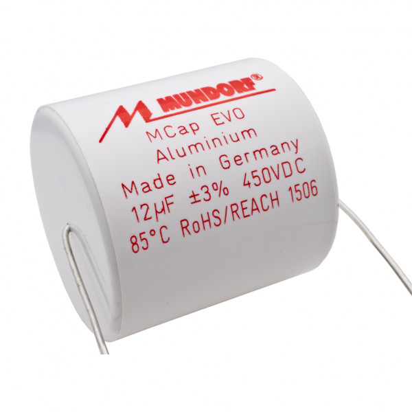 Mundorf MCap ME EVO 12uF 450V High End Audio Kondensator capacitor 854757