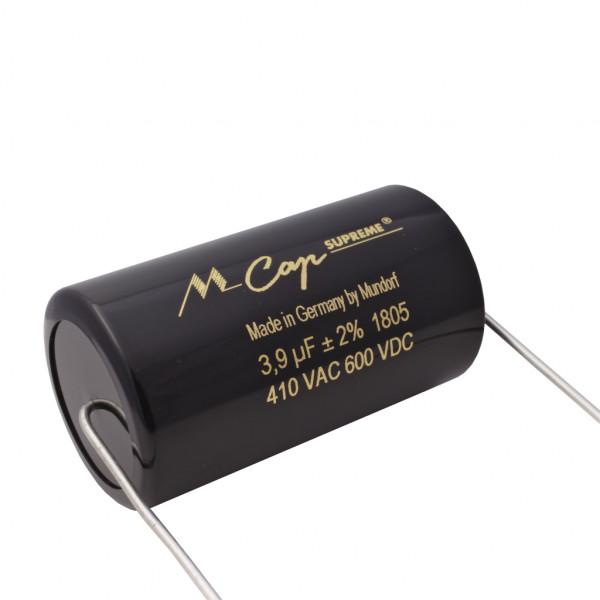 Mundorf MCap SUP8 SUPREME Classic 3,9uF 600V Kondensator capacitor 852543