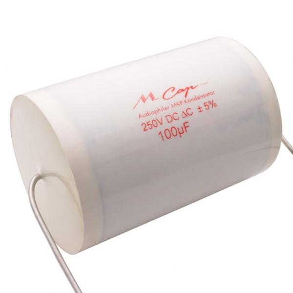 Mundorf MCap250 100uF MKP Audio Kondensator MCap ® capacitor 100µF 250V 853381