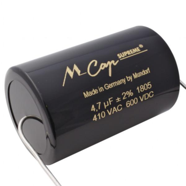 Mundorf MCap SUP8 SUPREME Classic 4,7uF 600V Kondensator capacitor 851574