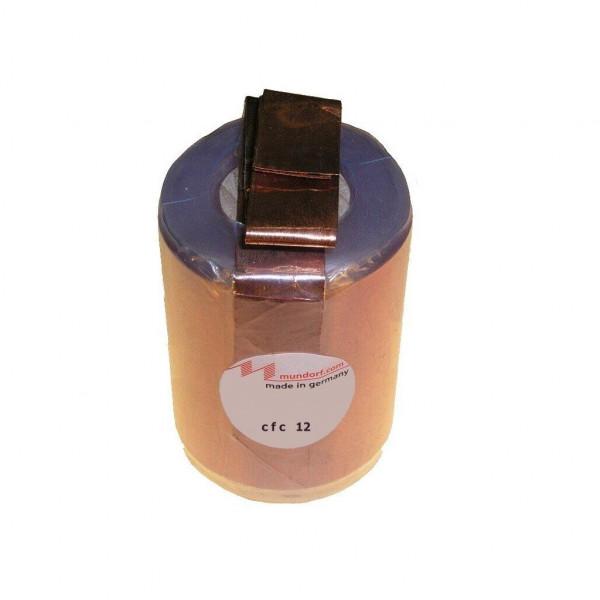 Mundorf MCoil CFC12 1,0mH Luftspule Folienspule OFC-Kupferfolie 851721
