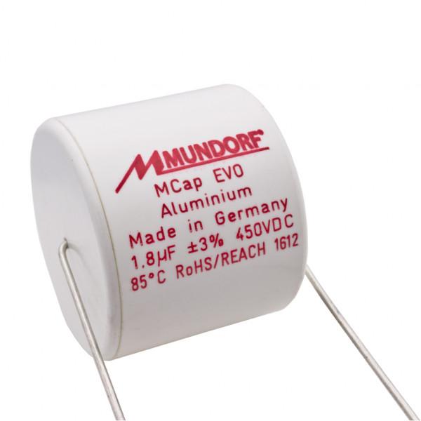 Mundorf MCap ME EVO 1,8uF 450V High End Audio Kondensator capacitor 853747