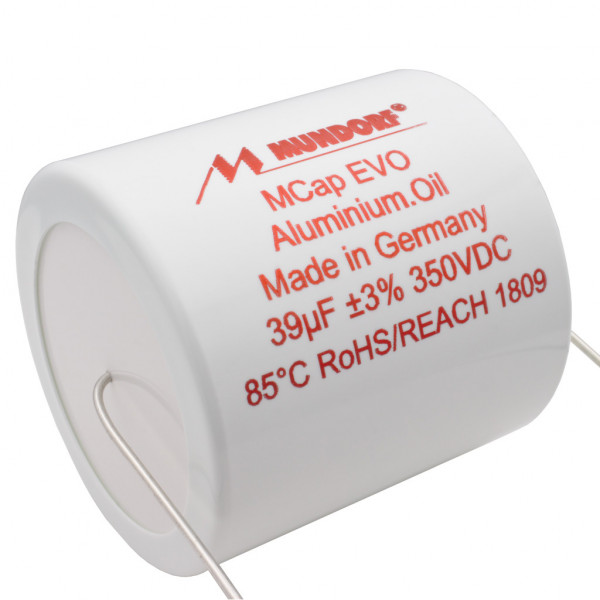Mundorf MCap MEO EVO Oil Öl 39uF 350V High End Kondensator capacitor 860496
