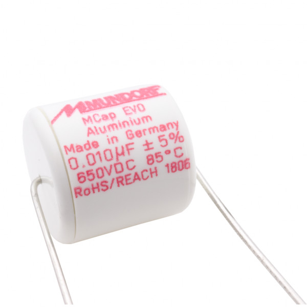 Mundorf MCap ME EVO 0,010uF 650V High End Audio Kondensator capacitor 860448