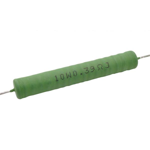Widerstand 0,39Ohm 10Watt Mundorf MResist MR10 MOX 0,39R 10W 5% 853092