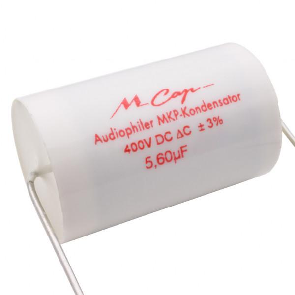 Mundorf MCap400 5,6uF MKP Audio Kondensator MCap ® capacitor 5,6µF 400V 851586