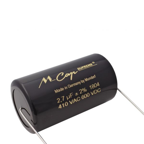 Mundorf MCap SUP8 SUPREME Classic 2,7uF 600V Kondensator capacitor 853439