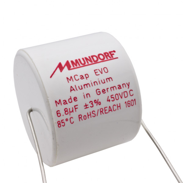 Mundorf MCap ME EVO 6,8uF 450V High End Audio Kondensator capacitor 853754